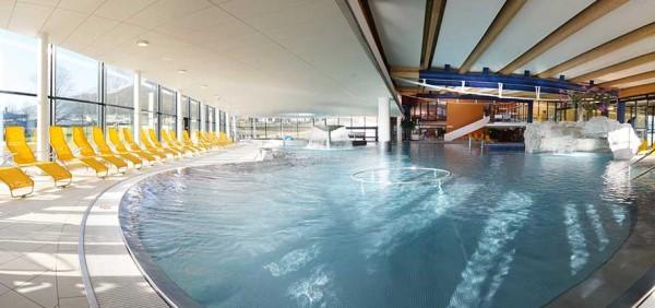 Schwimmen, Baden @ Erlebnistherme Zillertal